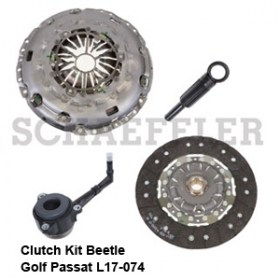 Clutch Kit Beetle Golf Passat L17-0742